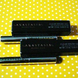 2X ANASTASIA Beverly Hills NIB Clear Brow Gel
